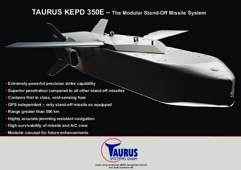 TAURUS KEPD 350E